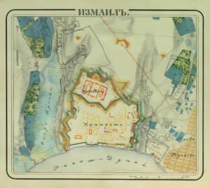 мапа Ізмаіла
