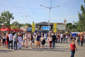 Дунайская весна, Измаил
