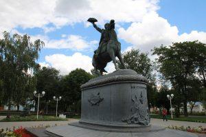 пам'ятник А.В.Суворову